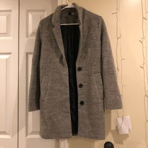 H&M Coat in gray